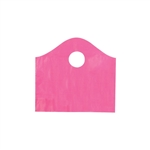 Super Wave Plastic Bags Small - Sizzling Pink