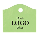 Custom Printed Plastic Bags - Super Wave Citrus Green