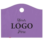 Custom Printed Plastic Bags - Super Wave Purple Grape