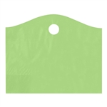 Super Wave Plastic Bags Large - Citrus Green