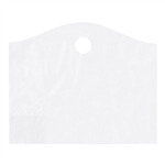 Super Wave Plastic Bags Large - Clear