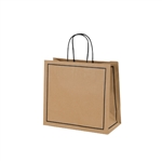San Francisco Shopping Bags-Medium Colt Kraft