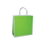 San Francisco Shopping Bags-Medium Lombard Green