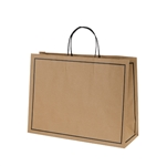 San Francisco Shopping Bags-Large Colt Kraft