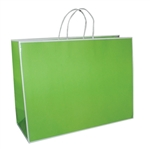 San Francisco Shopping Bags-Large Lombard Green