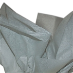 "Light Grey Tissue Paper - 20 x 30"" - 480 Sheets per Ream"