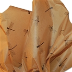 Dragonflies Satinwrap tissue