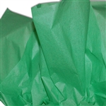 "Apple Green Tissue Paper - 20 x 30"" - 480 Sheets per Ream"