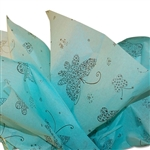 Butterflies Satinwrap tissue