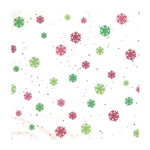 Just Snowflakes Gemstones Tissue Paper