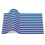 Awning Stripe Printed Satinwrap tissue