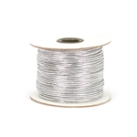 Silver Tinsel Cord (non-stretch)