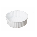 Single Cavity Tin Insert for 2C Round Tins - 72 Inserts/Pack
