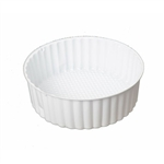 Single Cavity Tin Insert for 3C Round Tins - 72 Inserts/Pack