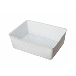 1 Cavity Tin Insert for 4RECS Rectangle Tins - 72 Inserts/Pack