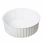 Single Cavity Tin Insert for 5C Round Tins - 72 Inserts/Pack