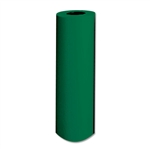 Forest Green Wax Tissue Paper Rolls