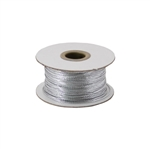 Silver Tiny Tinsel Cord (non-stretch)