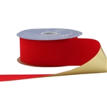 Red Glitter Veltex Ribbon
