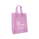 Personalized Wedding Reception Bags - Frosted Lavender