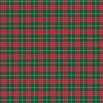 Jeweler Gift Wrap Plaid Pattern X-5710