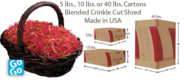 round cute small decorative bulk willow baskets with rope.htm crinkle cut blends 5 lbs   10 lbs   40 lbs gold  silver  crinkle cut blends 5 lbs   10 lbs