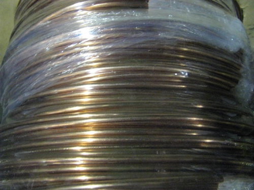 8G (SOLID) BARE COPPER WIRE (1000 FT)