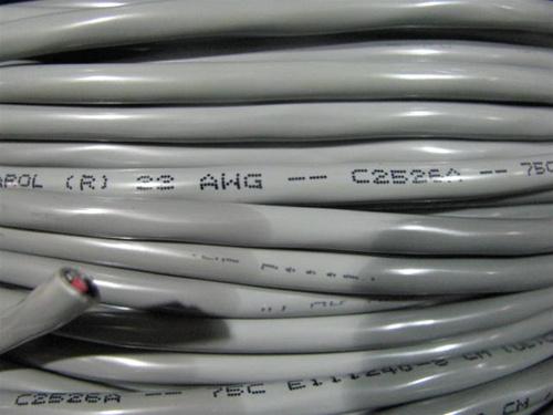 CAROL-C2526 22G 3C O/S PVC Multi-Conductor, Foil Shielded cable