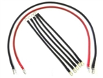 Golf Cart Battery Cable Club car DS IQ SET