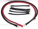 # 1 Awg Golf Cart Battery Cable Club car DS IQ HD SET