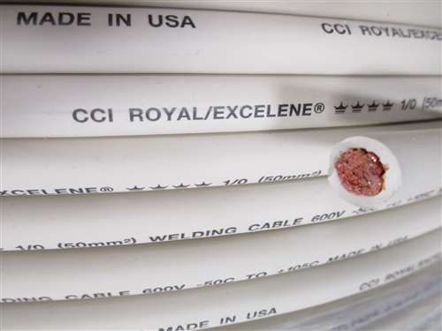 10 cci royal excelene welding cable white greentooth Images
