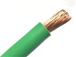 2/0  WELDING CABLE GREEN