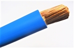 4 AWG BLUE WELDING CABLE