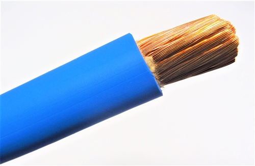 EXCELENE 4 Gauge AWG Welding Lead Cable Copper Wire MADE IN USA