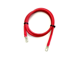 4 awg SOLAR INTERCONNECT Battery Cable JUMPER