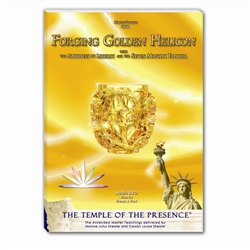 Forging Golden Helicon - DVD of audio files