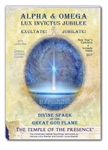 Alpha & Omega Lux Invictus Jubilee & Hyparxis: Divine Spark of the Great God Flame