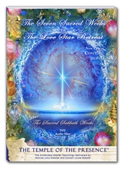The Seven Sacred Weeks in the Love Star Retreat & The Sacred Sabbath Weeks