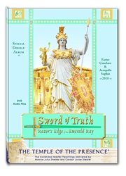 Sword of Truth: Razor's Edge of the Emerald Ray & The Truth of Cosmic Law