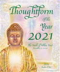 2021 Thoughtform of the Year: The Torch of White Fire!