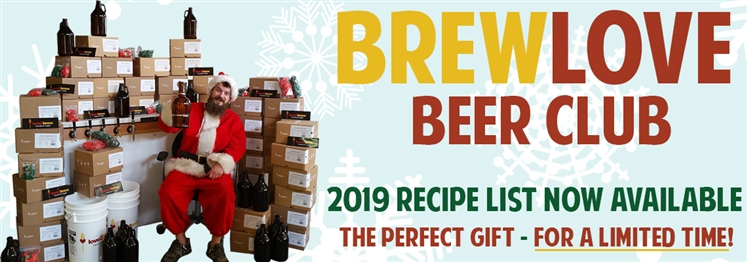 Beer kit of the month