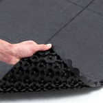 Cushion-Ease Solid Mat