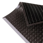 Diamond Top Interlock Mat