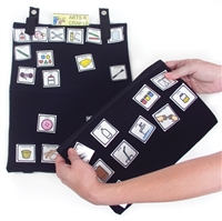 Fabric Picture Storage Envelope Insert-