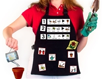 Visual Aid Full Apron