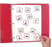 Magnetic Notebook Pages