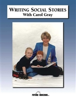 Writing Social Stories Workbook - by Carol Gray