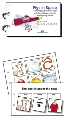 Interactive Reading Vocabulary / Phonics 9 Book Set