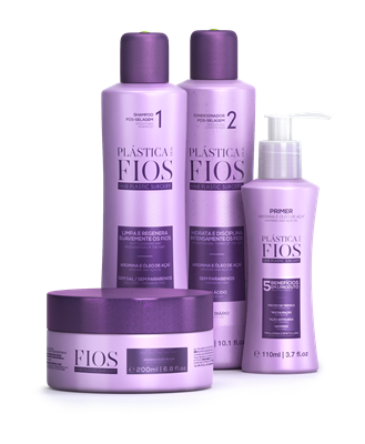 Plastica dos Fios - Home Care set