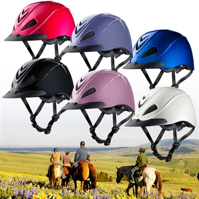 Troxel Liberty Schooling Riding Helmets